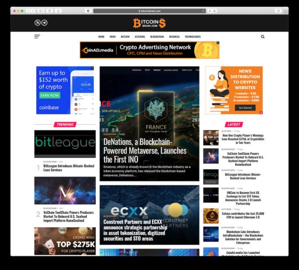 bitcoinsbrain.com