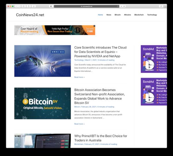 CoinNews24.net