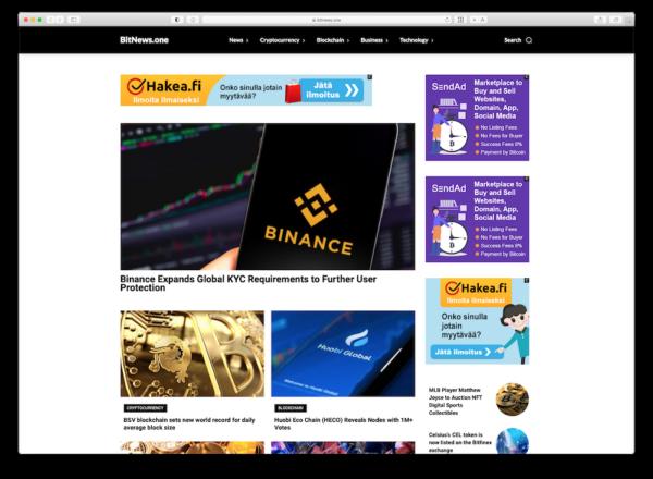 BitNews.one
